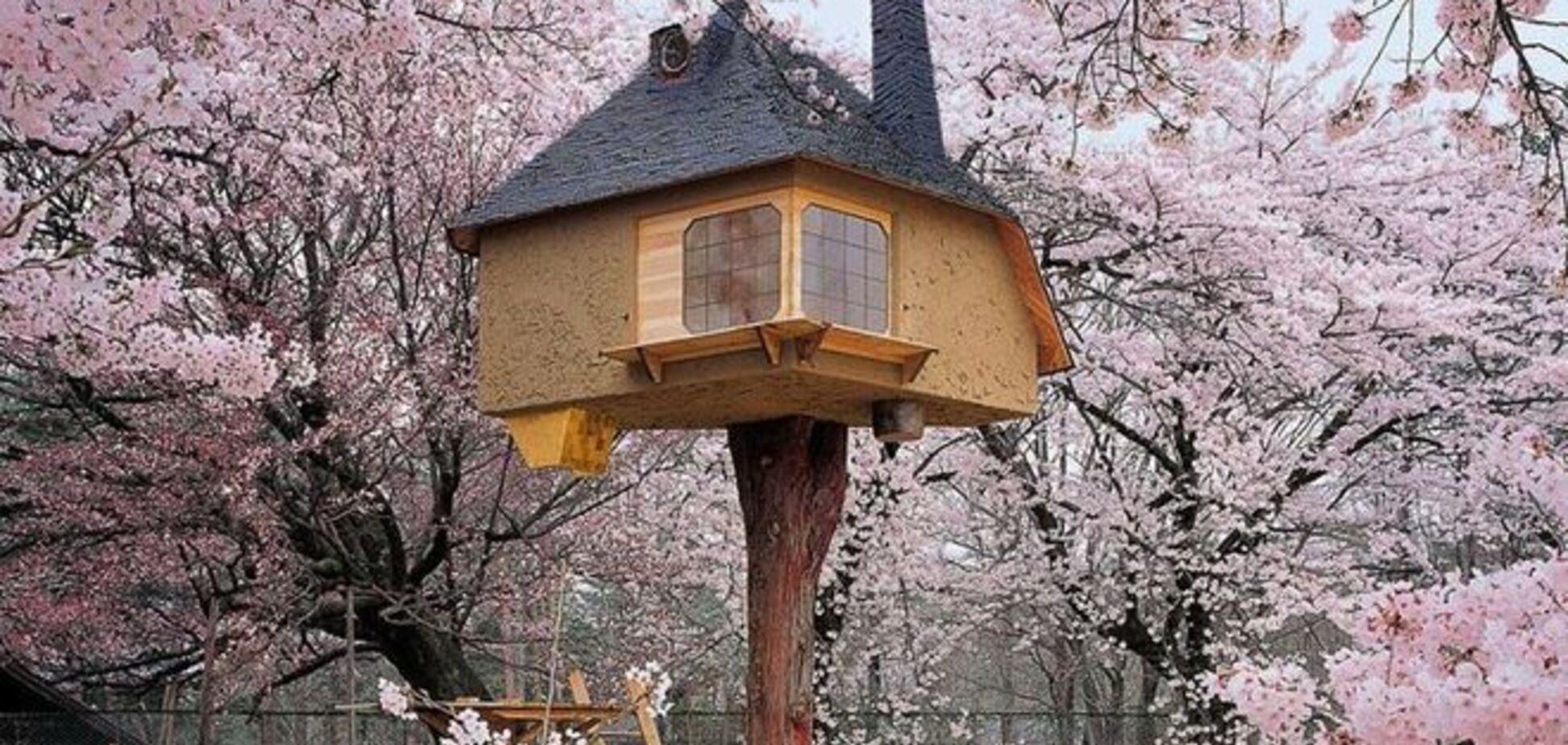 Дома волшебников: 14 невероятных сказочных домов в мире