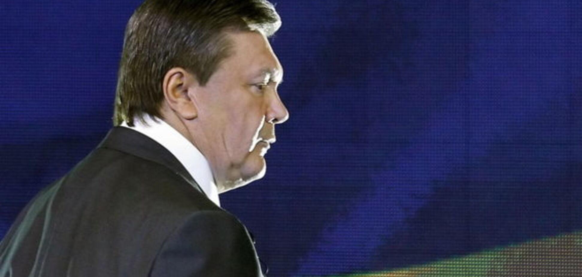 Стали известны подробности бегства Януковича из Украины на вертолете