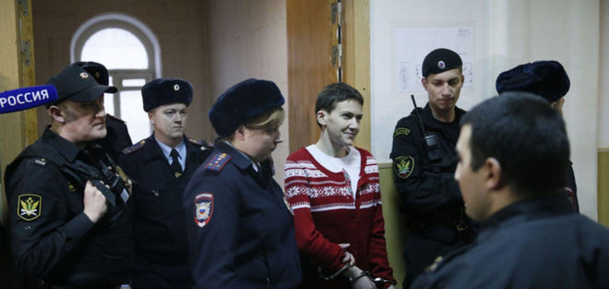 Савченко голодала беспрецедентно долго в истории медицины - СМИ
