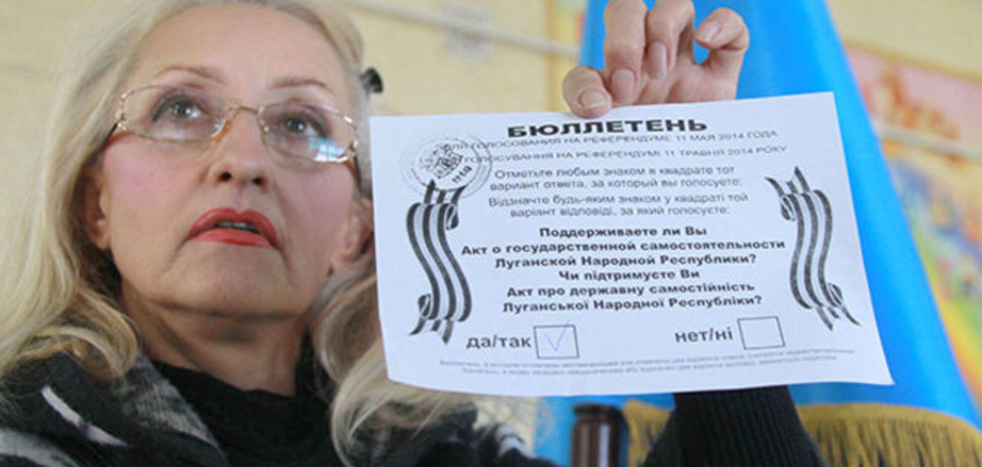 Дугін розповів, чому Кремль не визнав 'референдум' на Донбасі