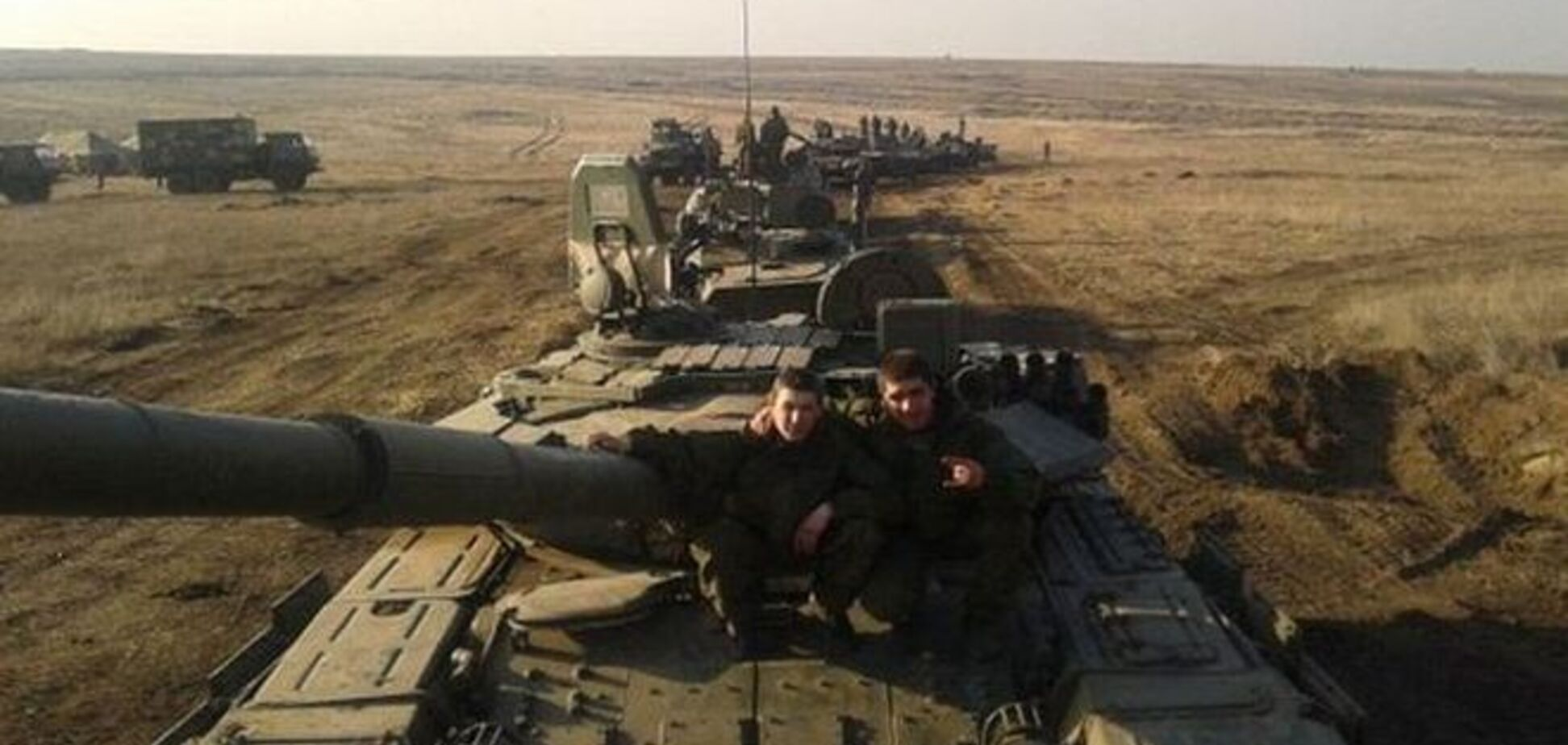 Россия начала 'играть в войну' на границе с Украиной: видео и фотофакты