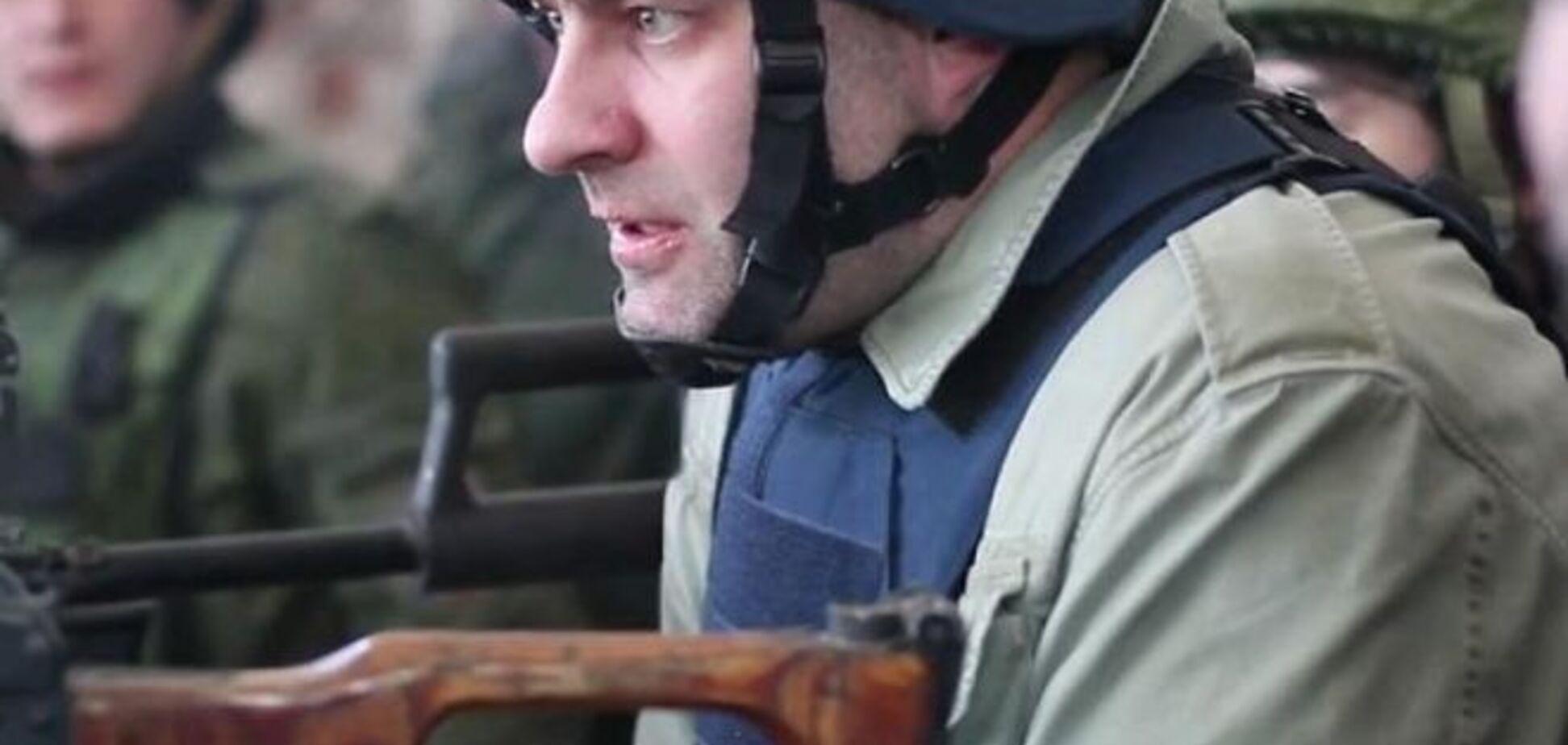 Пореченков снова собрался 'гастролировать' на Донбассе