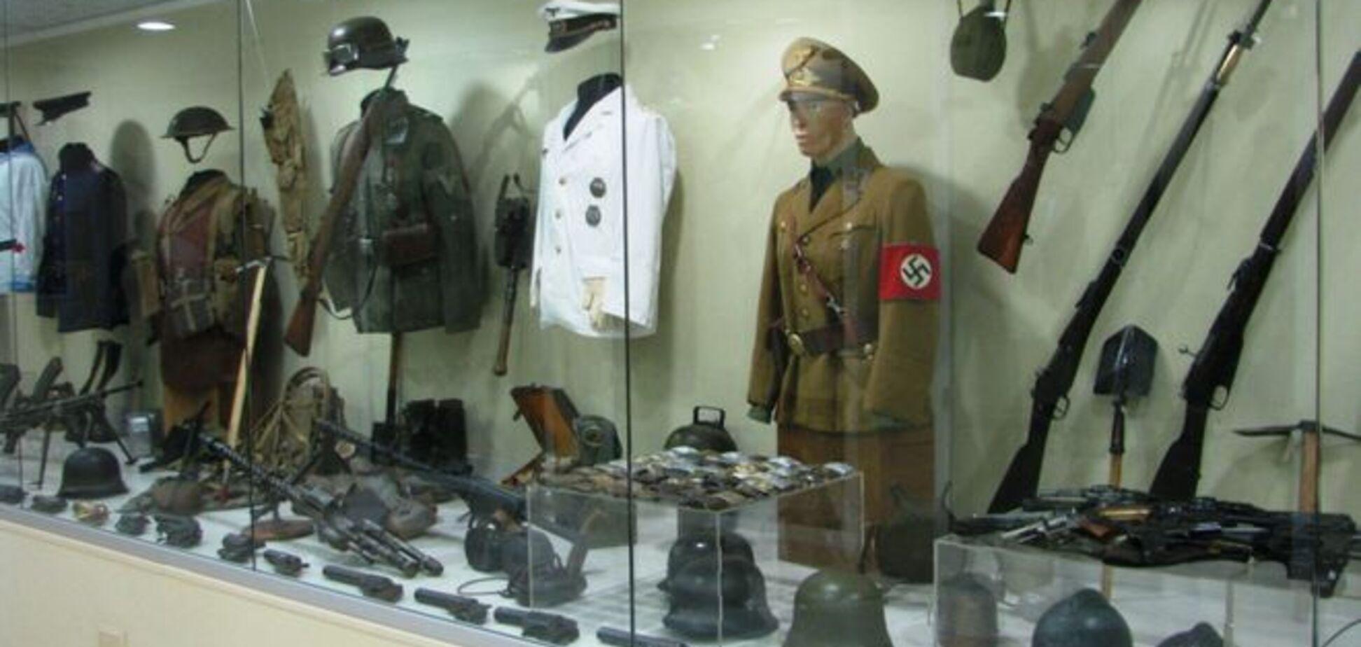 В Донецке террористы разграбили музей Великой Отечественной войны
