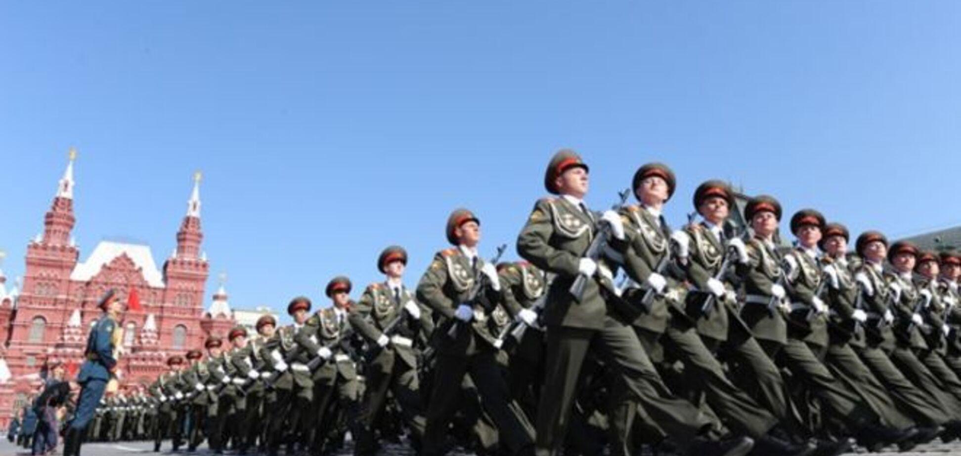 Российские СМИ похвастали, что на путинский парад 9 мая в Москву приедут 30 глав государств