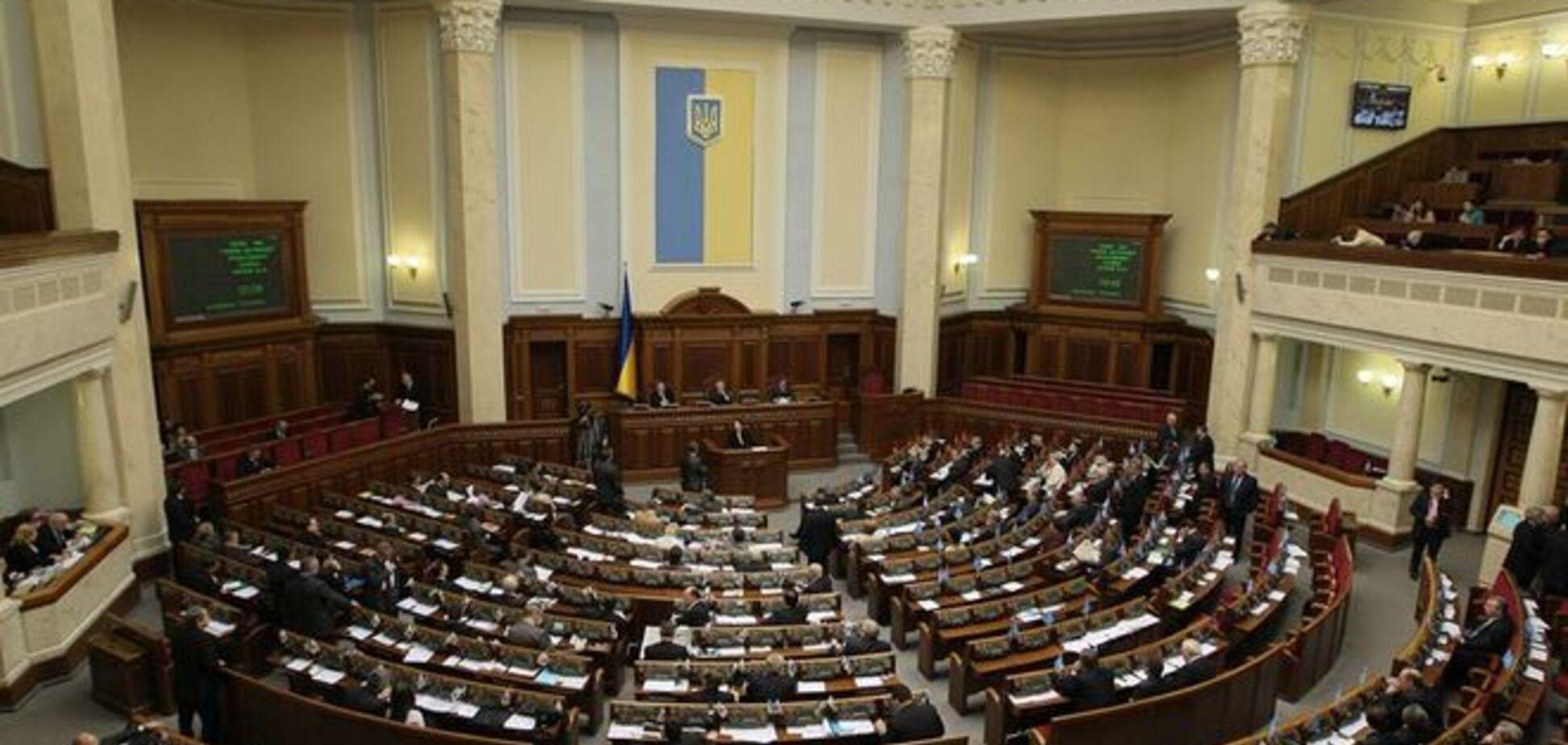 Рада закликала ООН, ЕП, ПАРЄ та ОБСЄ заступитися за права людини в Криму