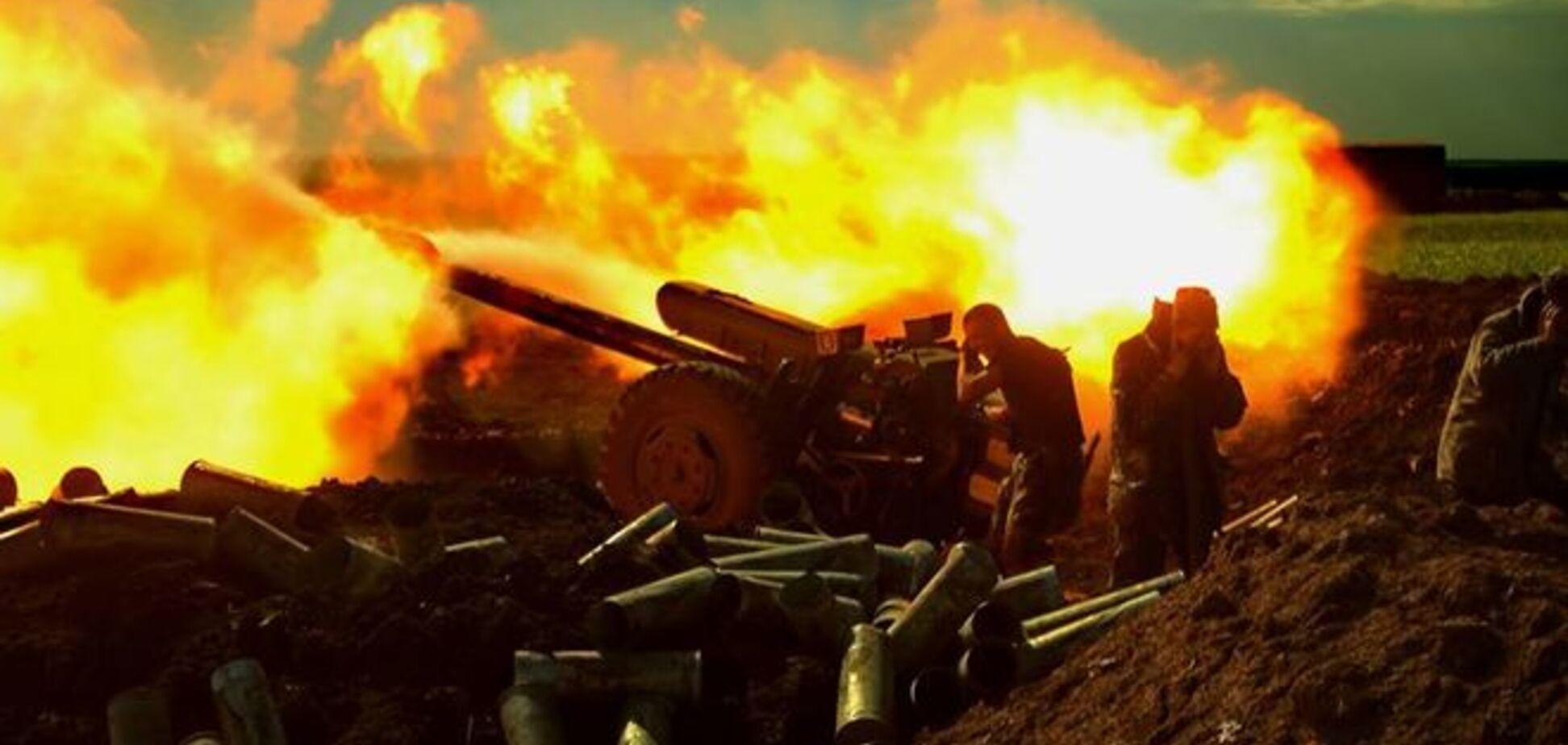 За минулу добу на Донбасі загинули три бійці АТО