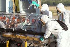 Пять тысяч детей заразились вирусом Эбола - ЮНИСЕФ