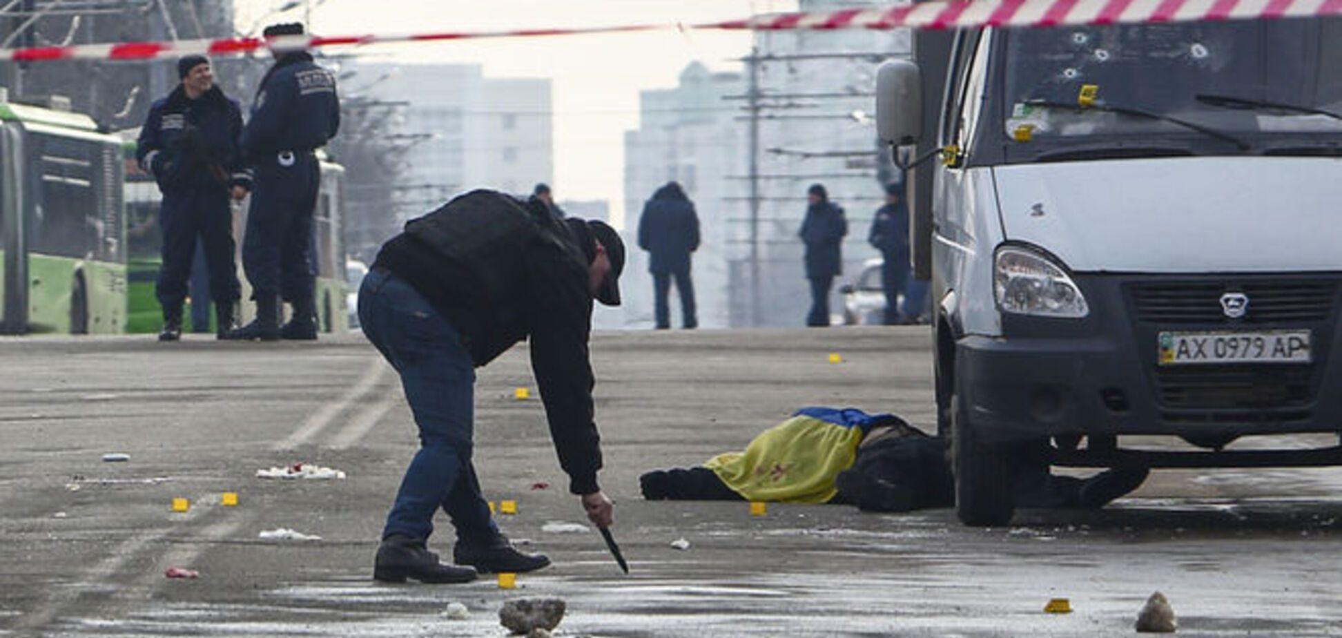 За год в Украине зафиксировано рекордное число терактов