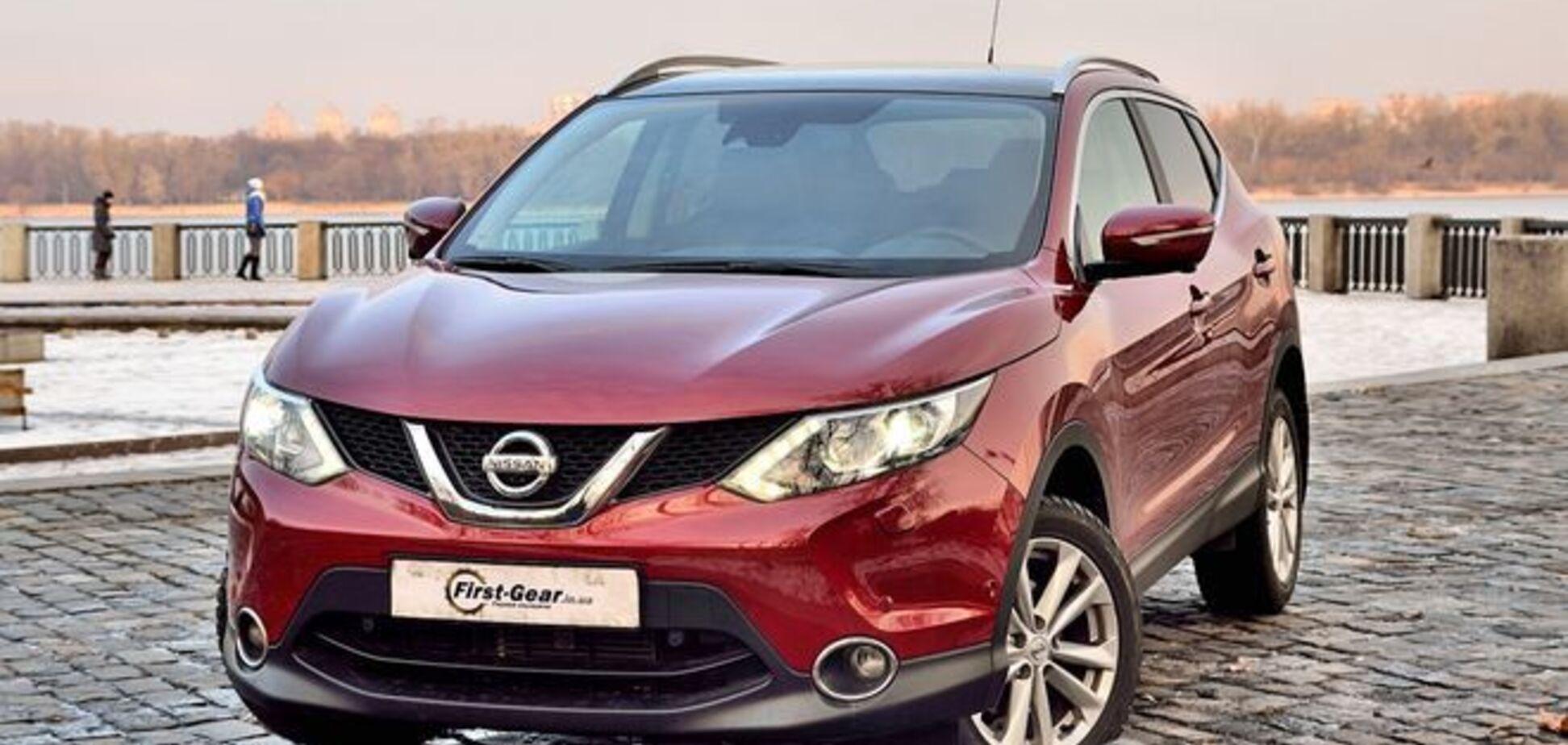 Тест-драйв Nissan Qashqai new: экономим на топливе