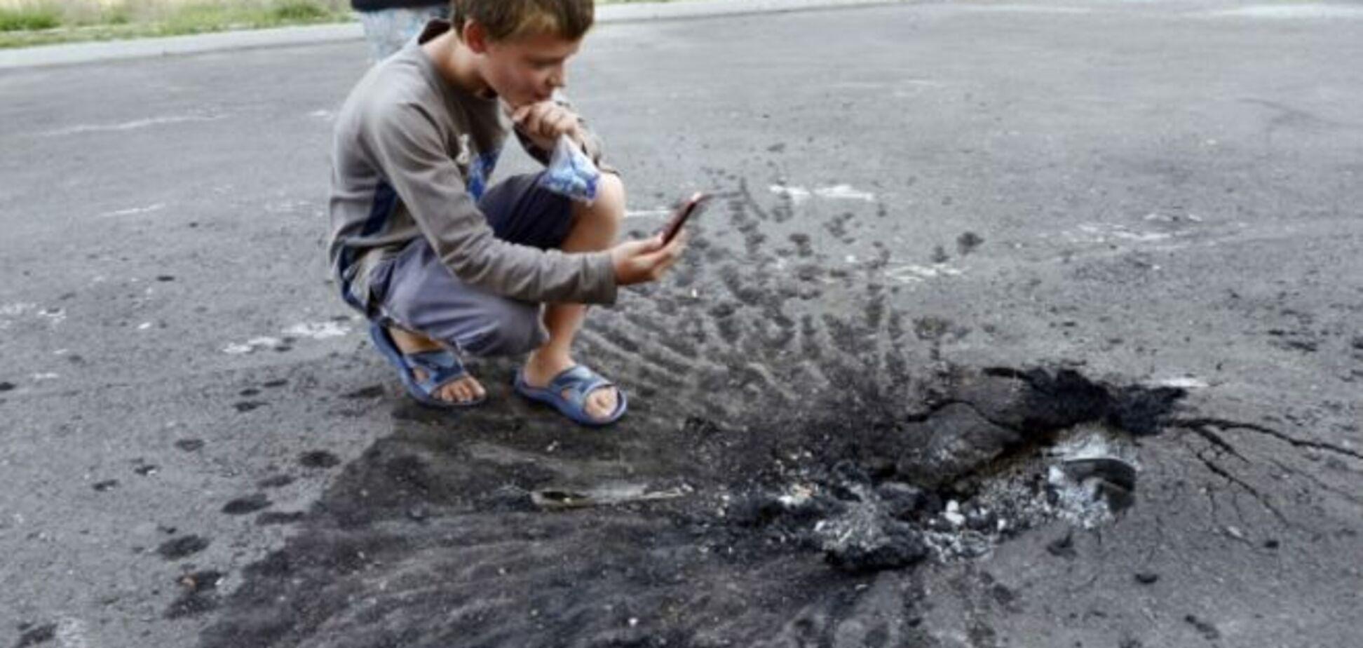 В Славянском районе на мине подорвался подросток
