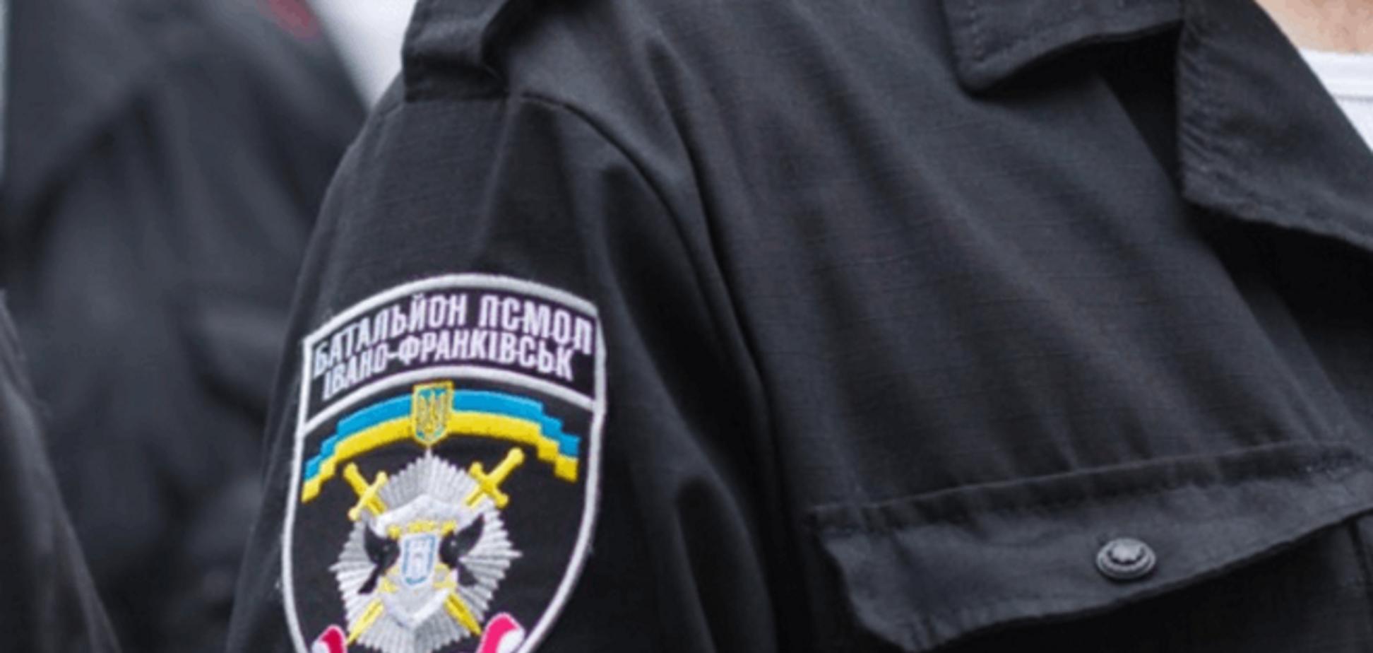 В Мариуполе силовики и боец Нацгвардии устроили массовую драку со стрельбой