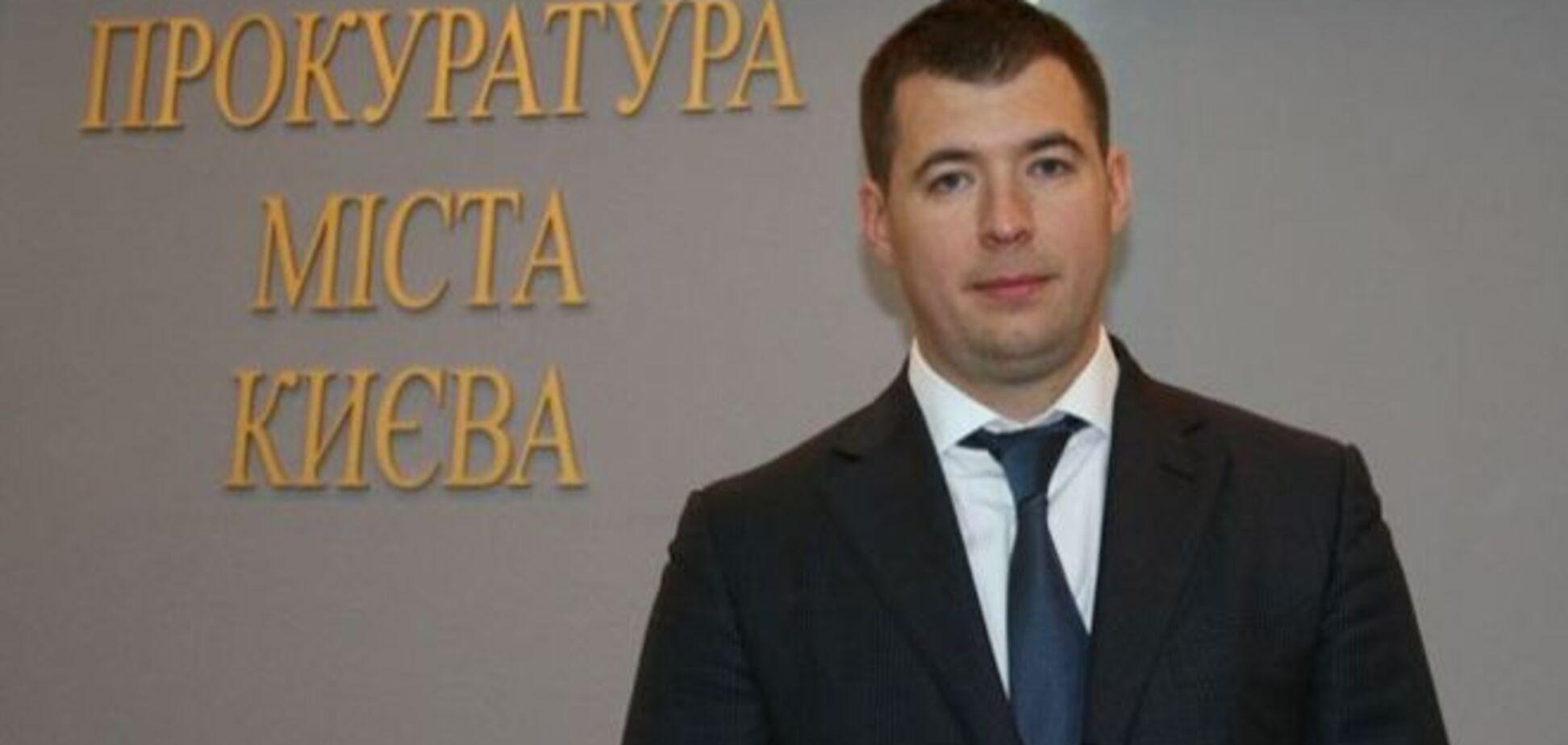 На прокурора Киева Юлдашева завели дело: документ