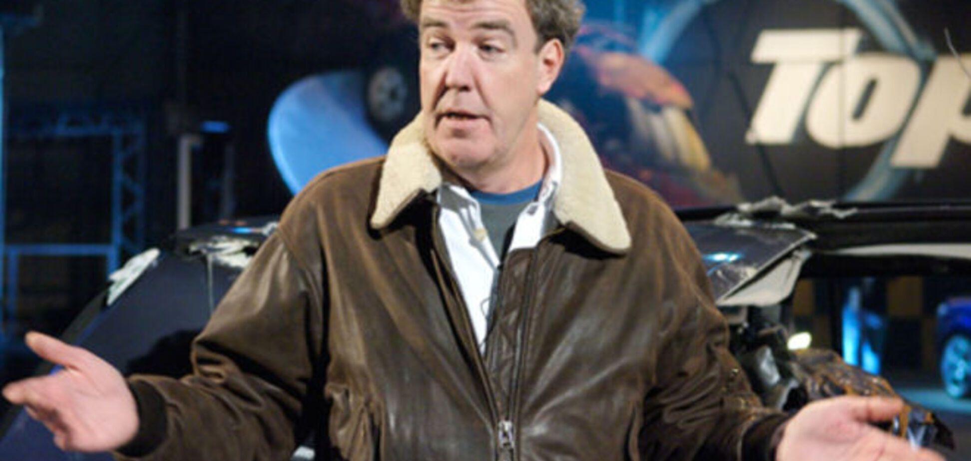 Легендарного ведучого Top Gear Джеремі Кларксона образили 'педофілом'