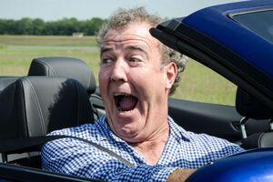 Известный ведущий Top Gear Джереми Кларксон нашел новую работу
