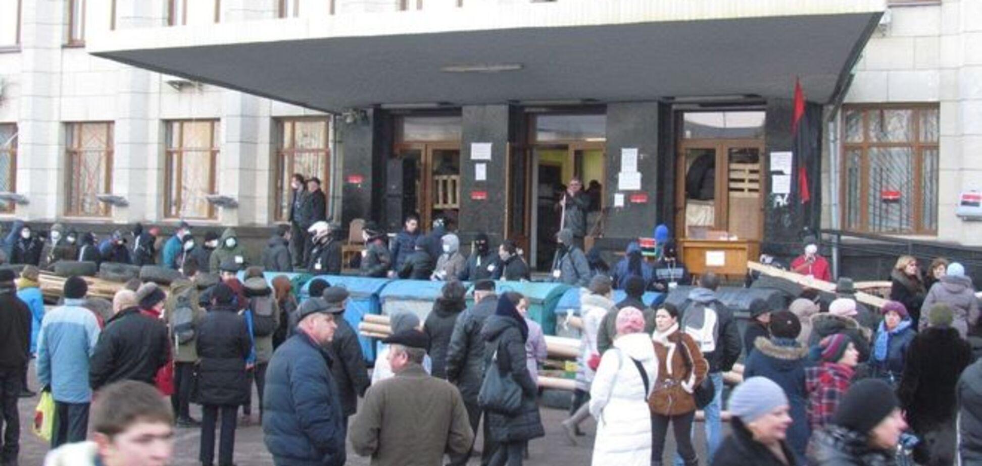 В Житомире 'титушек' приговорили почти к 5 годам тюрьмы