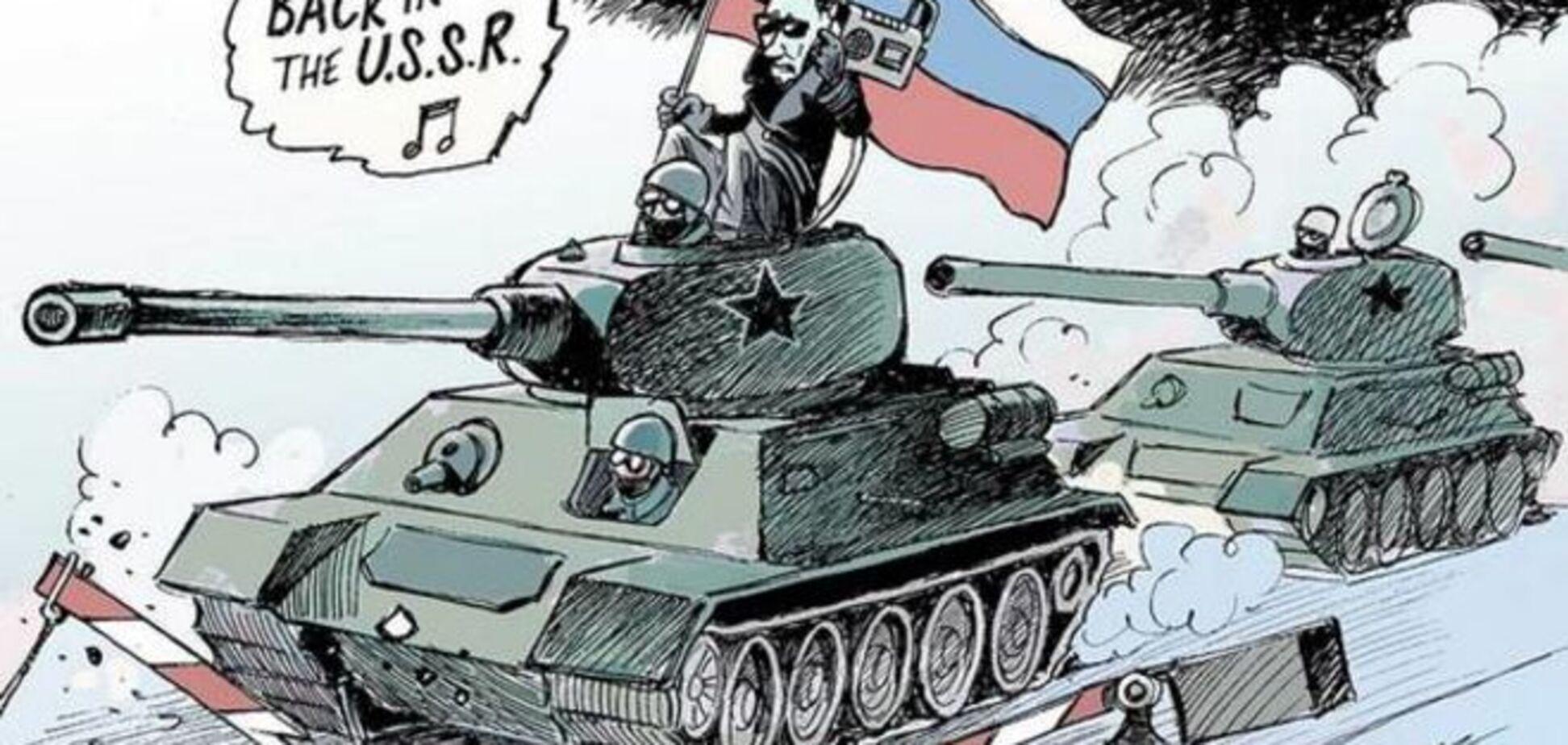 Весеннего блицкрига против Украины не будет