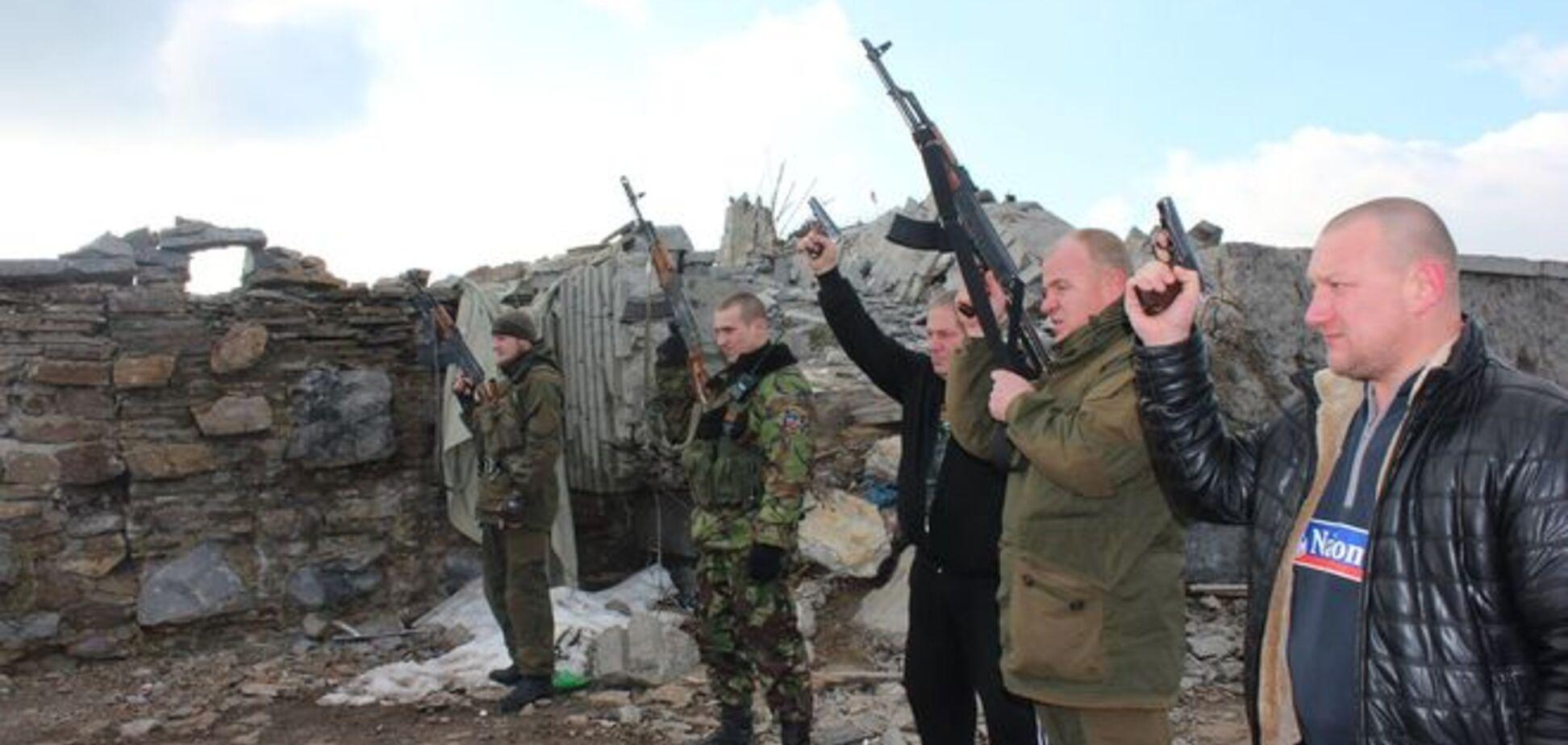 Террористы готовят диверсии на 20 марта в Донецке и Луганске - СБУ