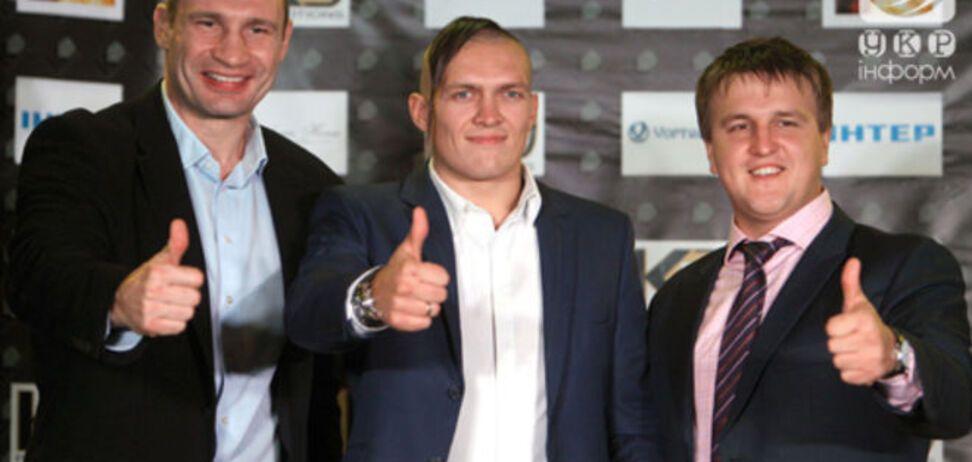Братьев Кличко обвинили в провокации народов России и Украины