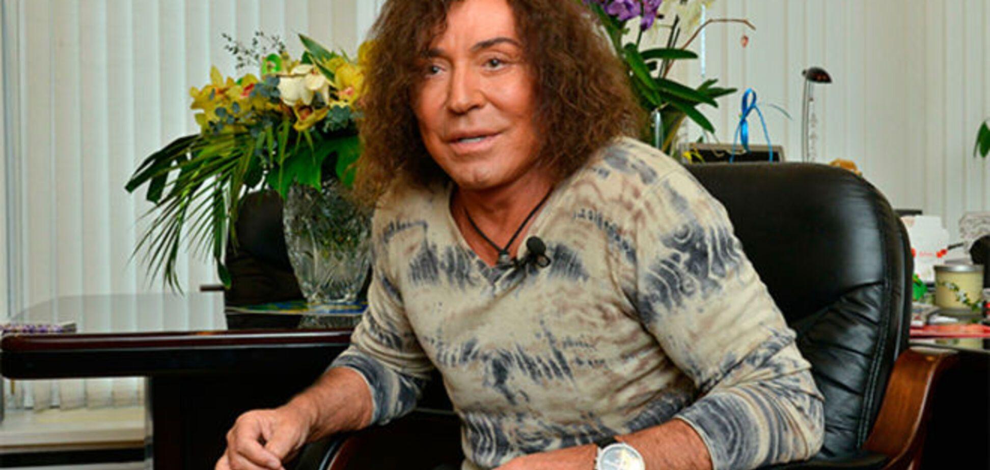 Валерий Леонтьев рассказал о своей пластике