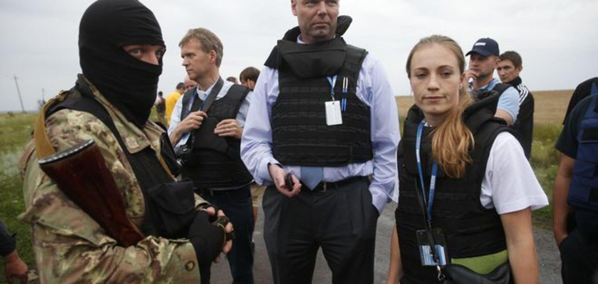 Полевой командир террористов угрожал убить наблюдателей ОБСЕ за неповиновение
