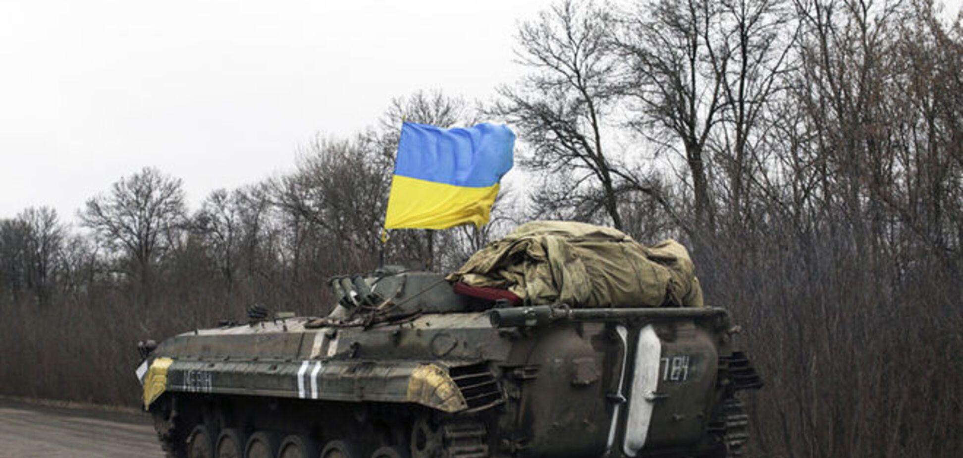 На Донбассе думают, как покончить с пьянством среди сил АТО