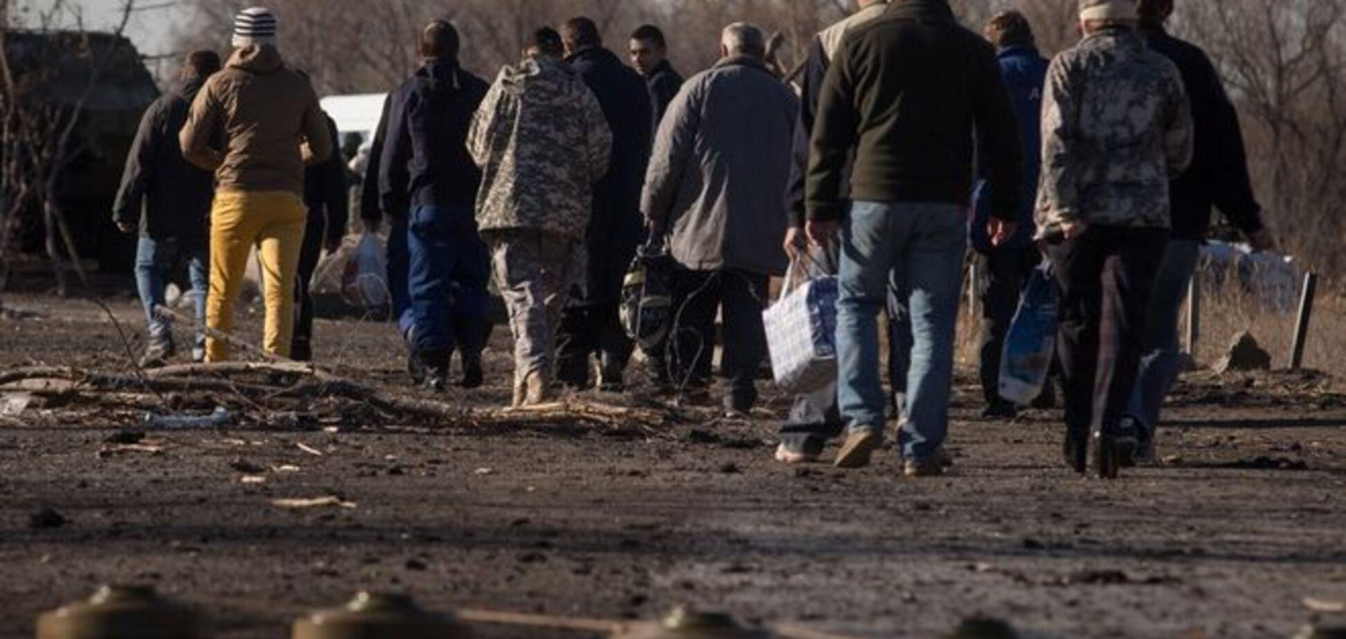 Террористы просят освободить 160 пленных боевиков
