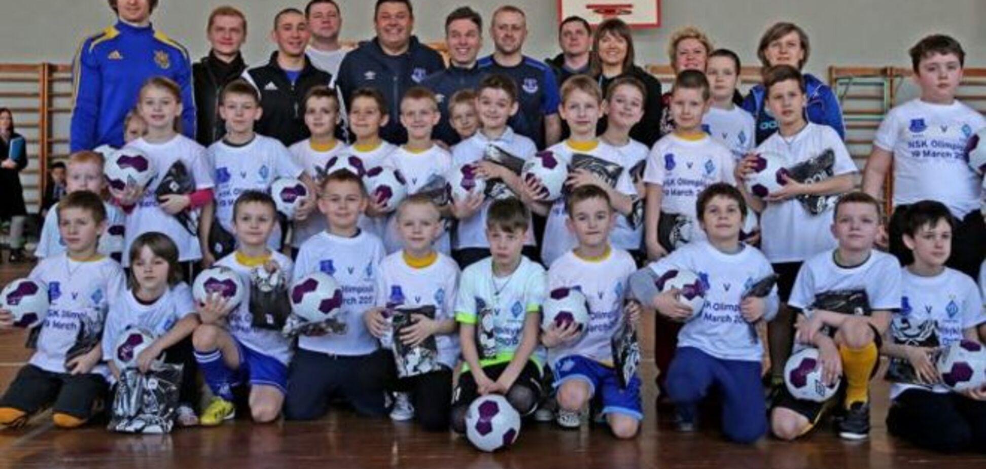 Суперник 'Динамо' вразив турботою про українських дітей