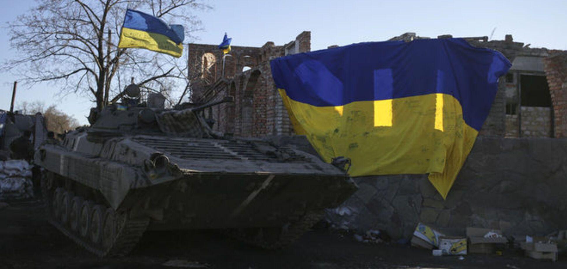 Бойцов АТО близ шахты Бутовка обстреляли из артиллерии и минометов