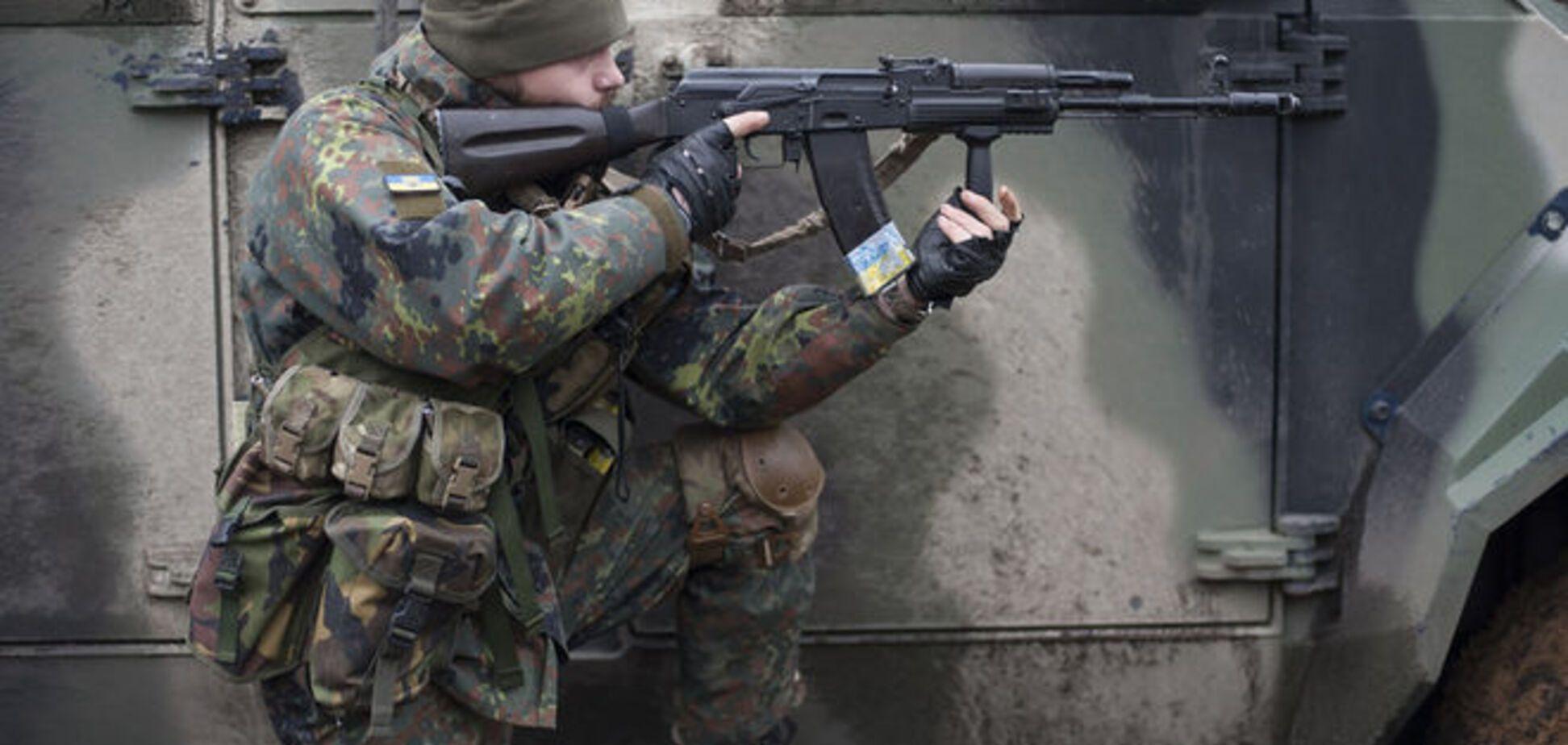Бойцы АТО вступили в бой с террористами на мариупольском направлении