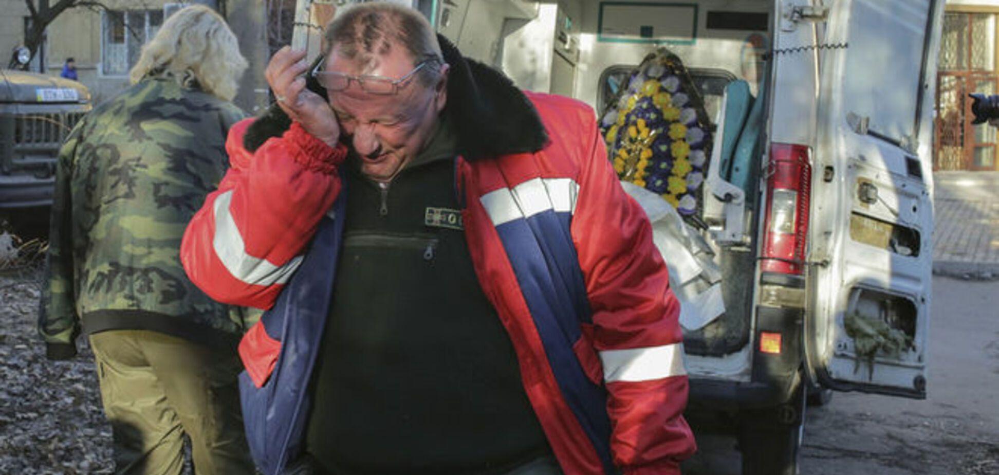 В Днепропетровск доставлены тела двух погибших бойцов АТО