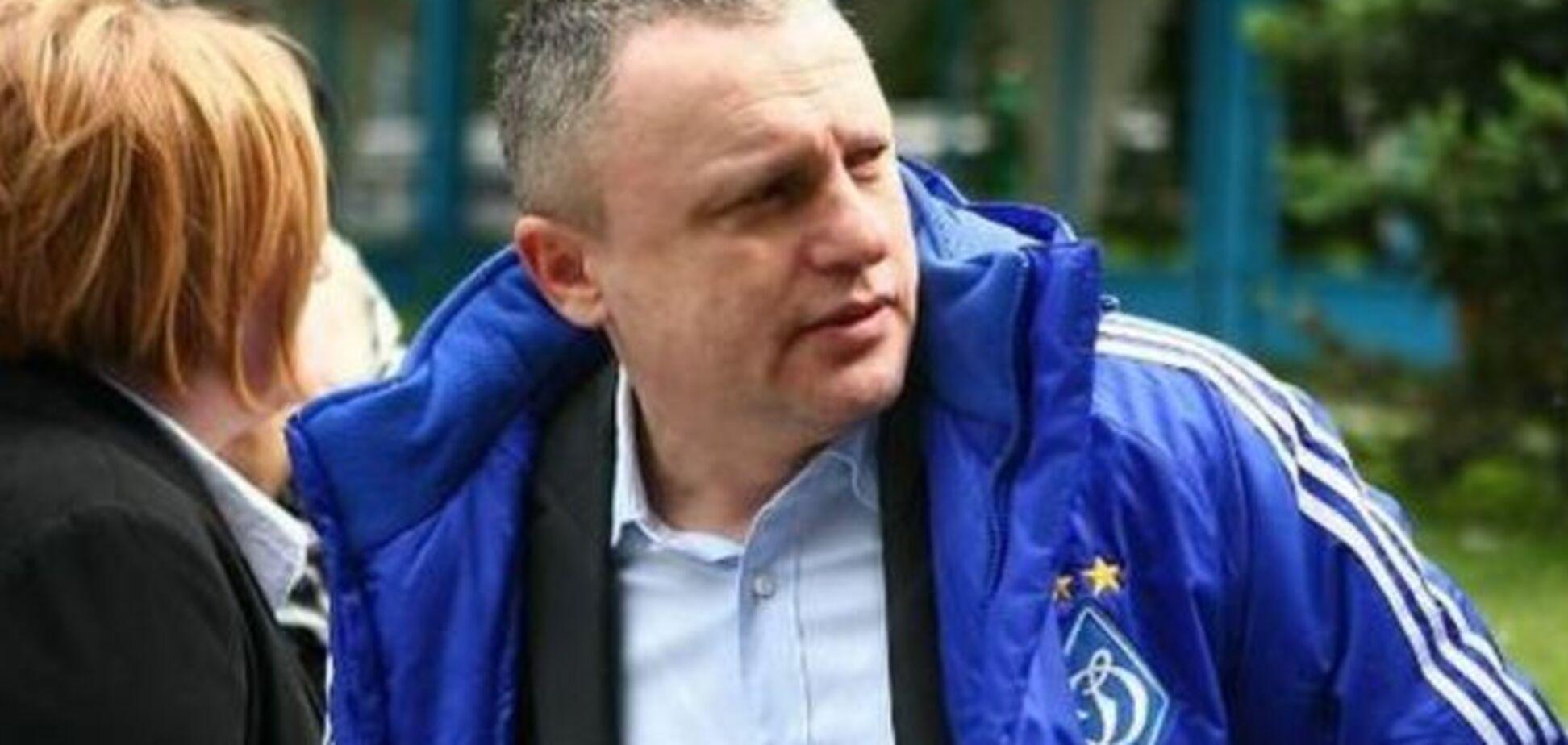 Суркис призвал болельщиков лояльнее относиться к России