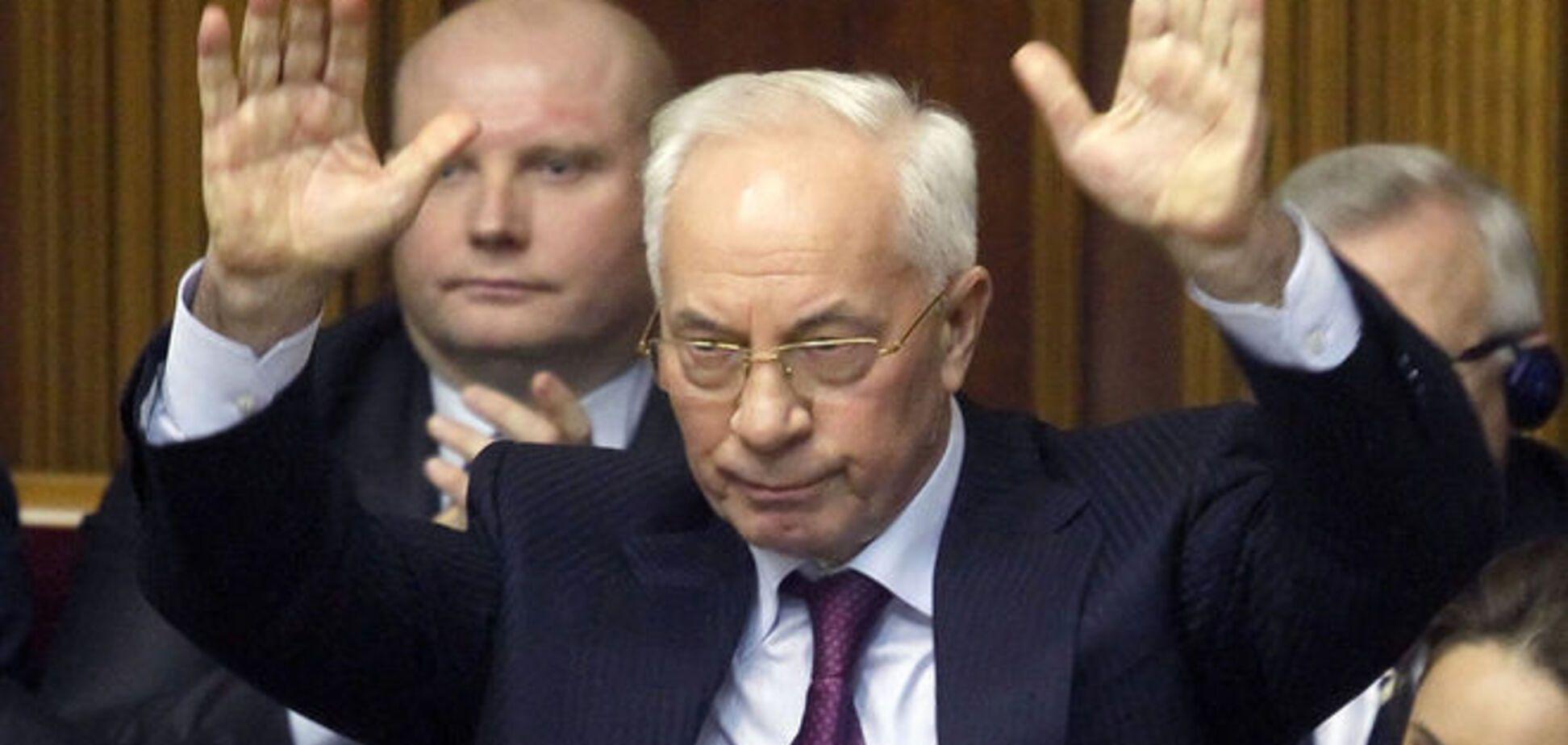 Азаров назвал Чечетова настоящим патриотом Украины: когда-нибудь это оценят