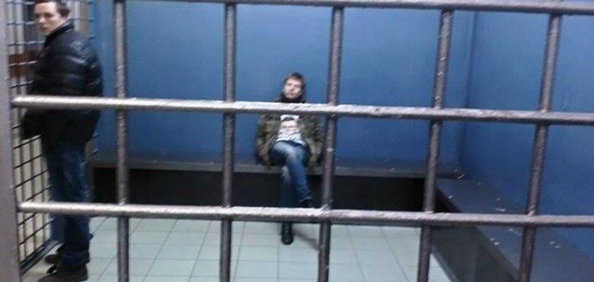 У МВС Росії пообіцяли довести, що не били нардепа Гончаренка