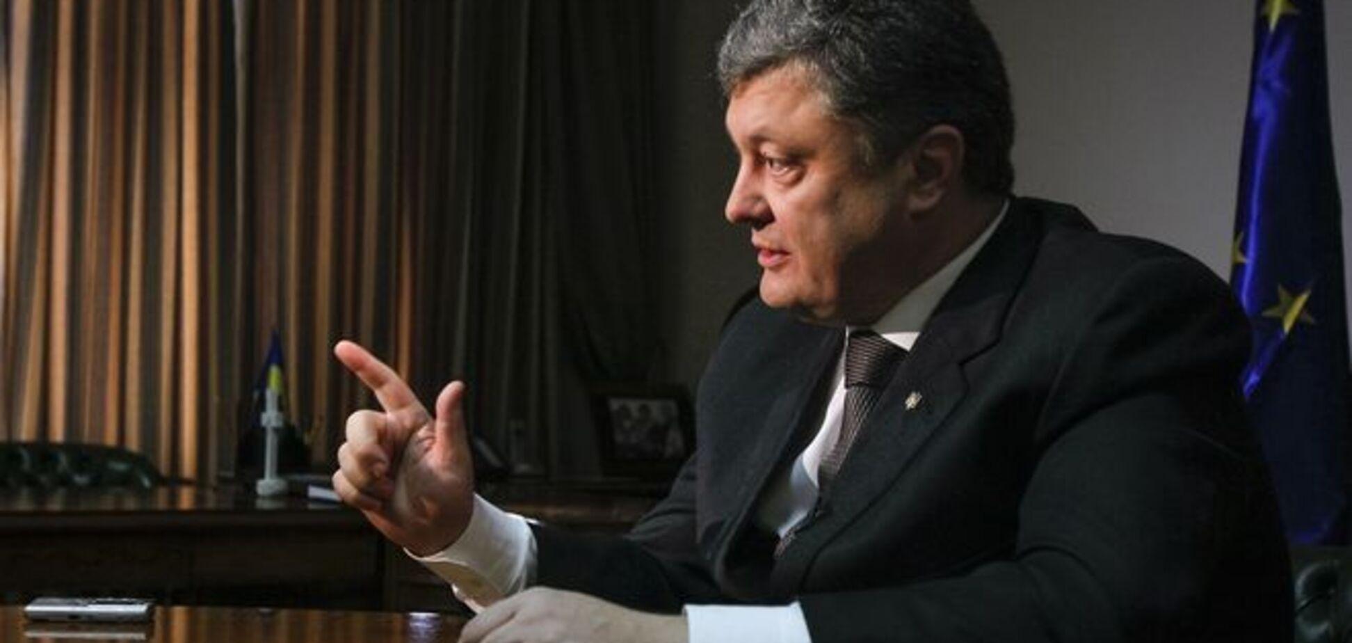 Порошенко: освобождение Савченко - один из пунктов Минских соглашений