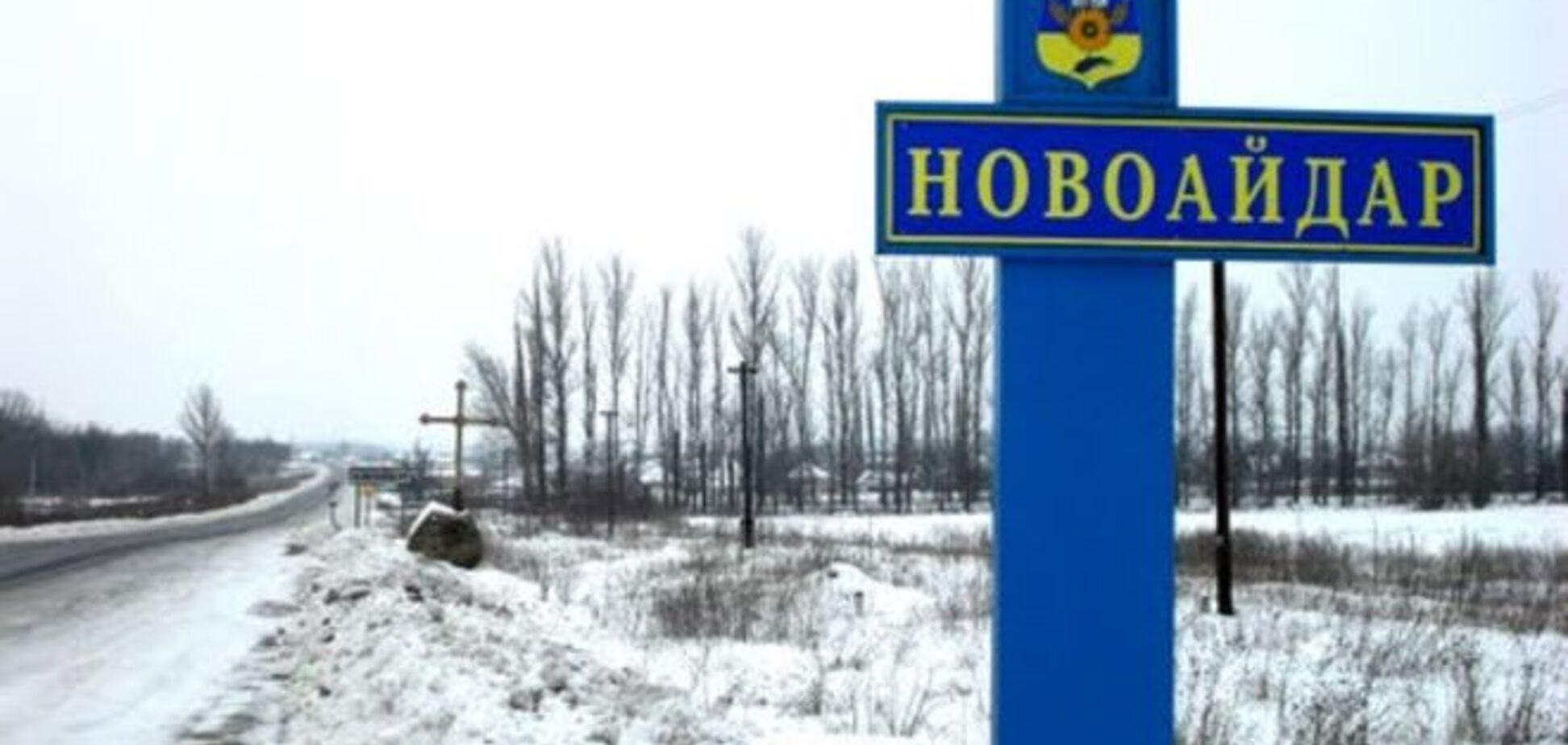 На Луганщине рухнул памятник Дзержинскому