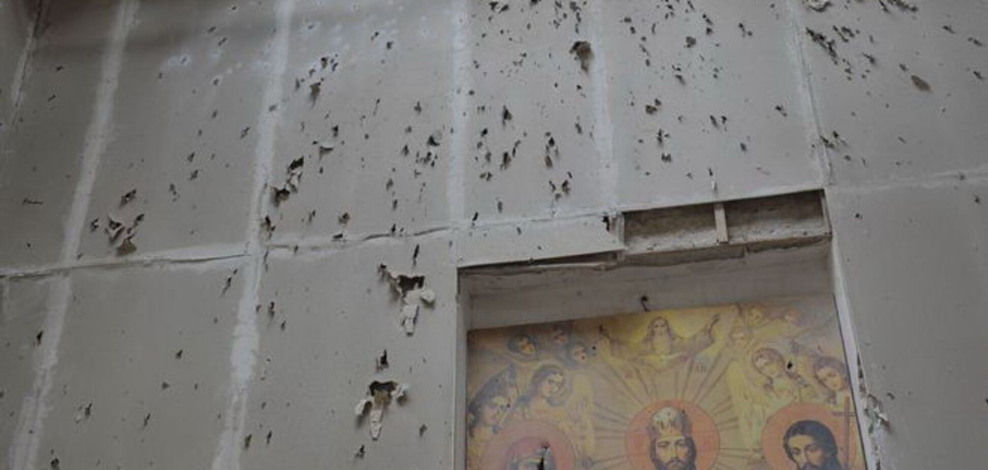 Террористы из 'Градов' разгромили православную церковь ХІХ века: опубликованы фото
