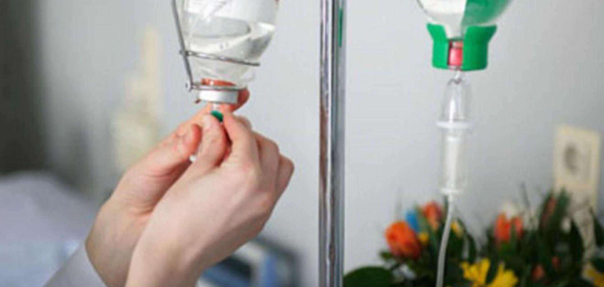 Во Львовской области празднование дня рождения закончилось госпитализацией гостей