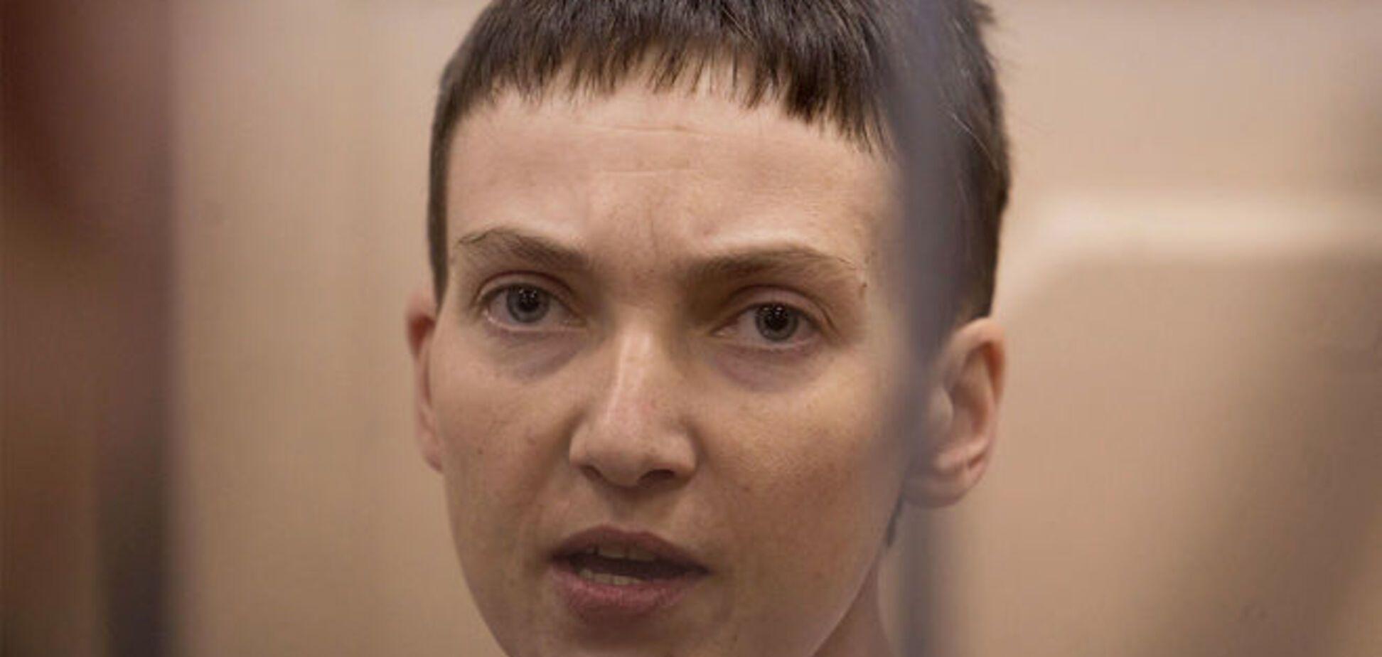 Врачи назвали 'точку невозврата' для Савченко
