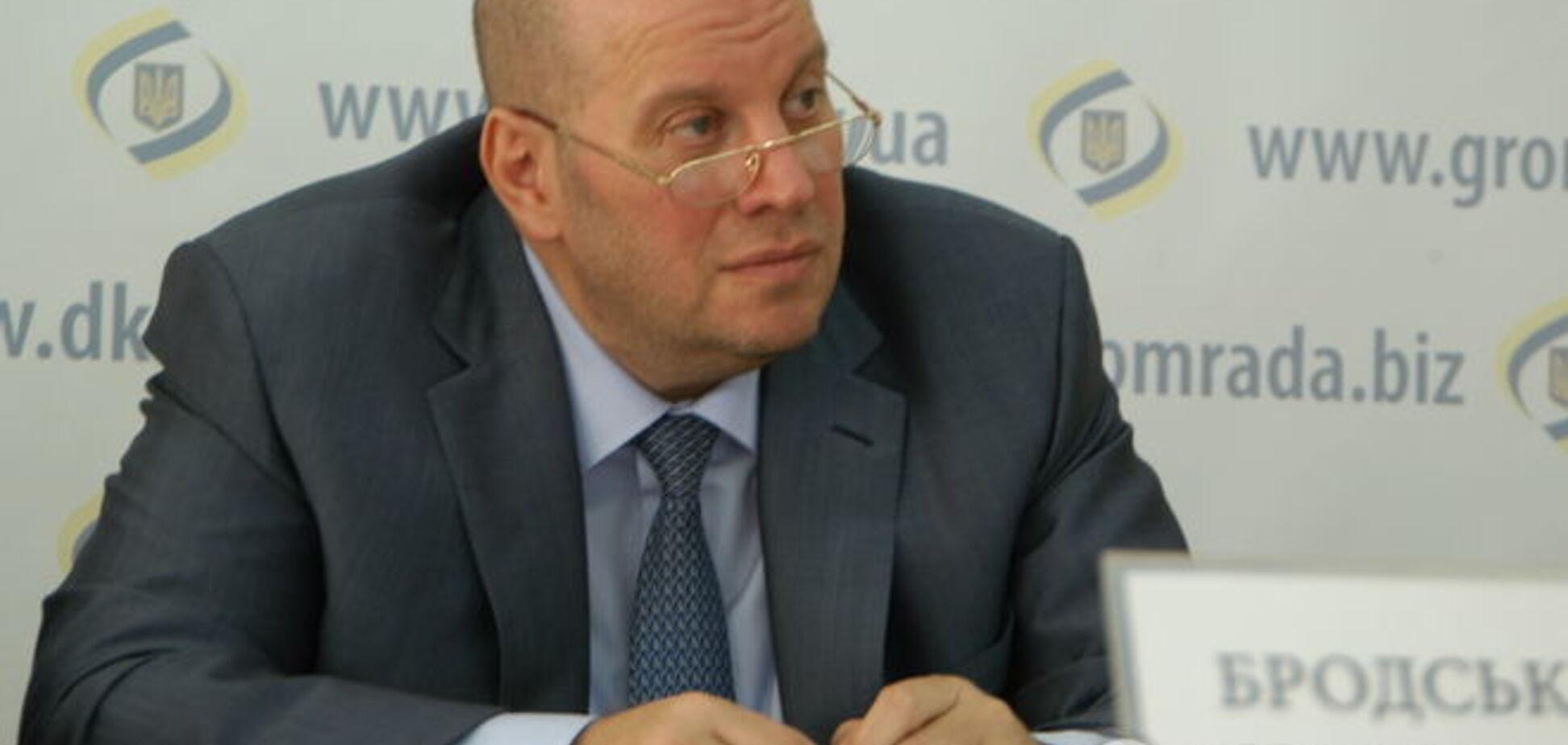 Бродский: в конфликте с Коломойским Лещенко и Найем обслуживают интересы Пинчука
