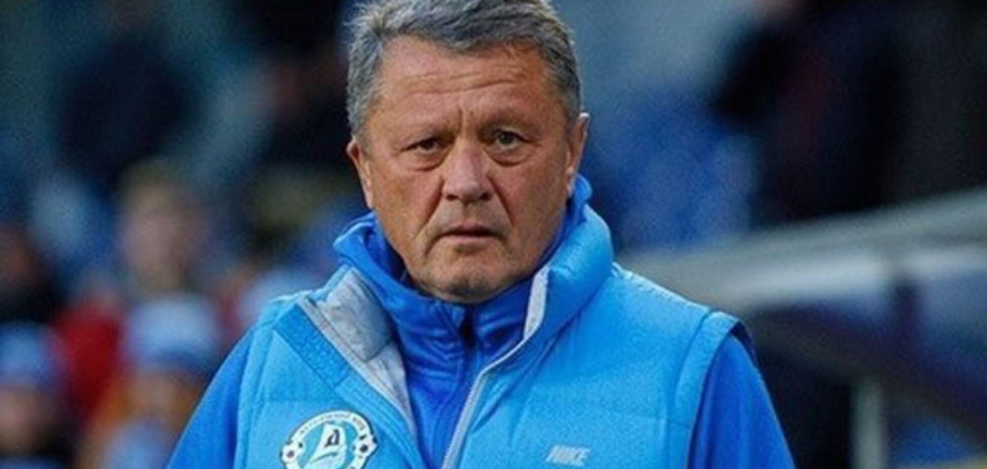 Маркевич не вважає 'Брюгге' хорошим суперником для 'Дніпра'