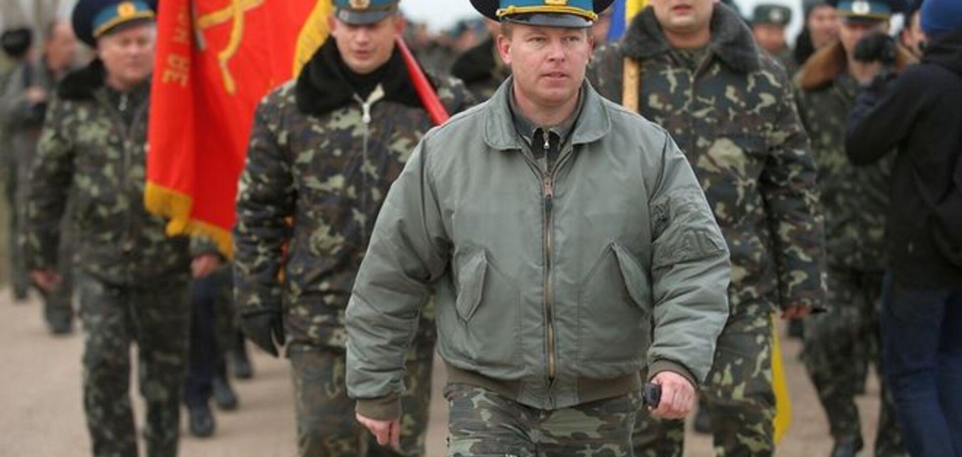 Полковник Мамчур: если бы нам дали приказ стрелять, все бы погибли