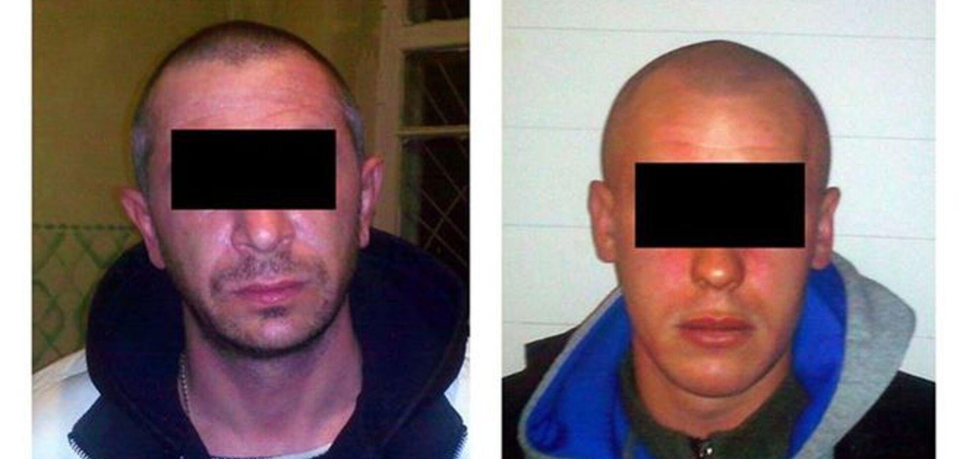 В Константиновке задержаны еще два участника массовых беспорядков: фотофакт