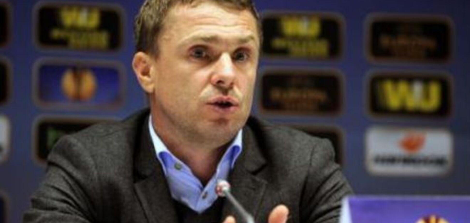 Ребров оцінив шанси 'Динамо' на вихід у півфінал Ліги Європи