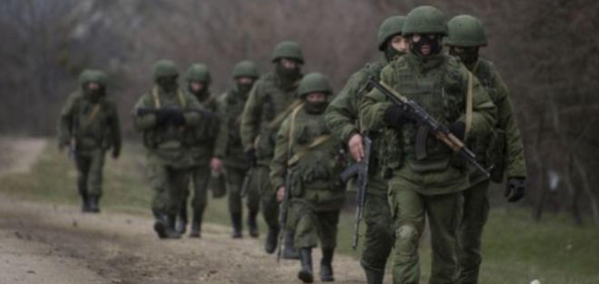 'Зеленый человечек' рассказал, как отбирал Крым у Украины