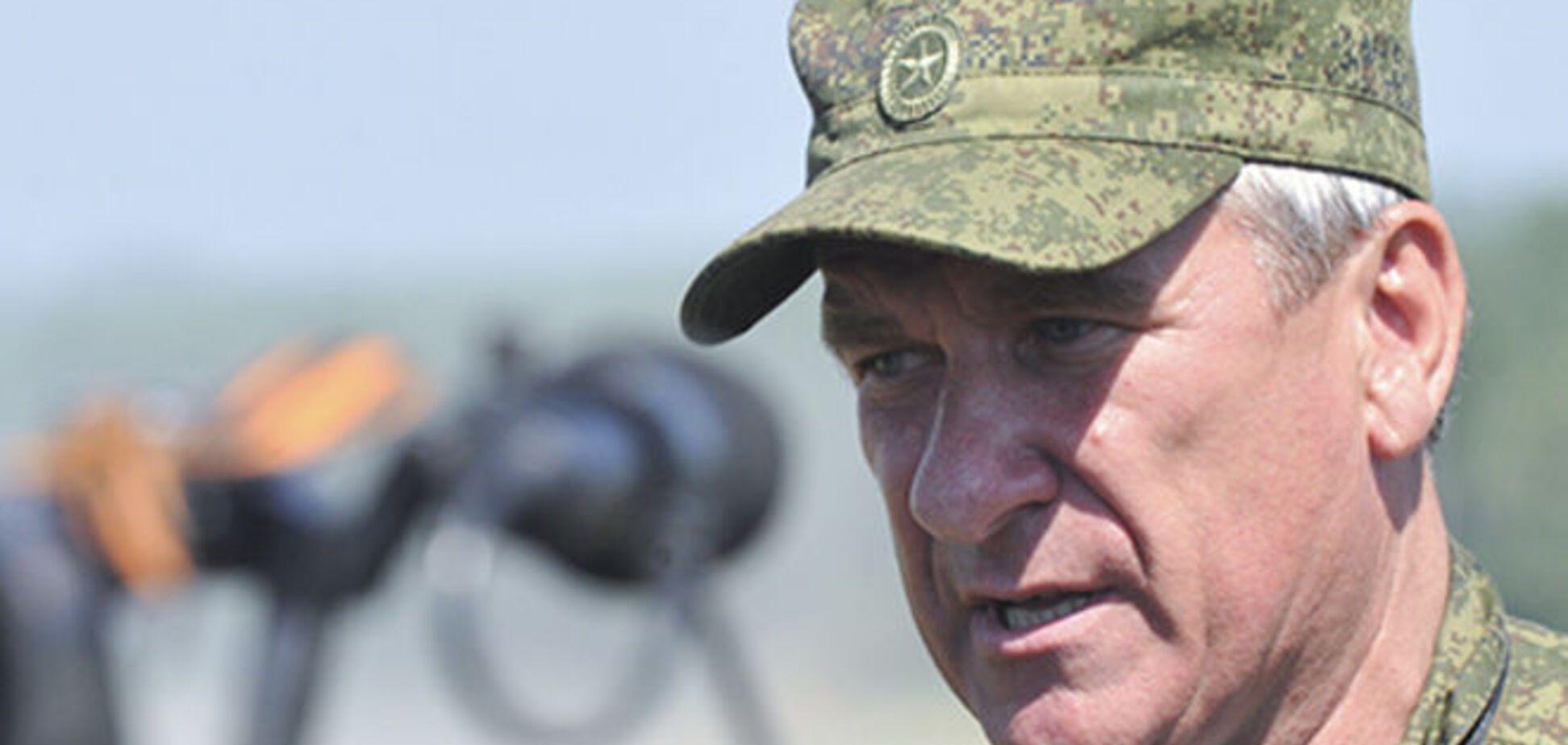 Боевики сообщили о попавшем под обстрел в Широкино российском генерале: видео
