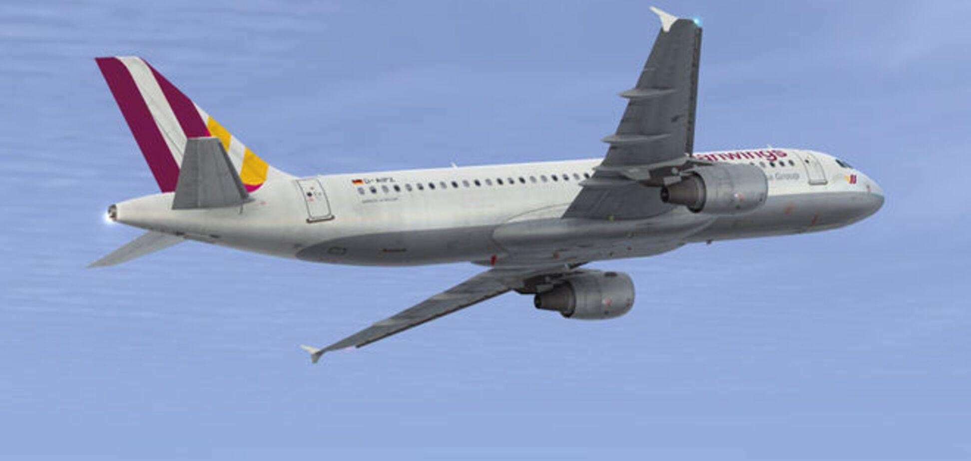 Катастрофа Airbus A320: на борту находились 15 школьников из Германии