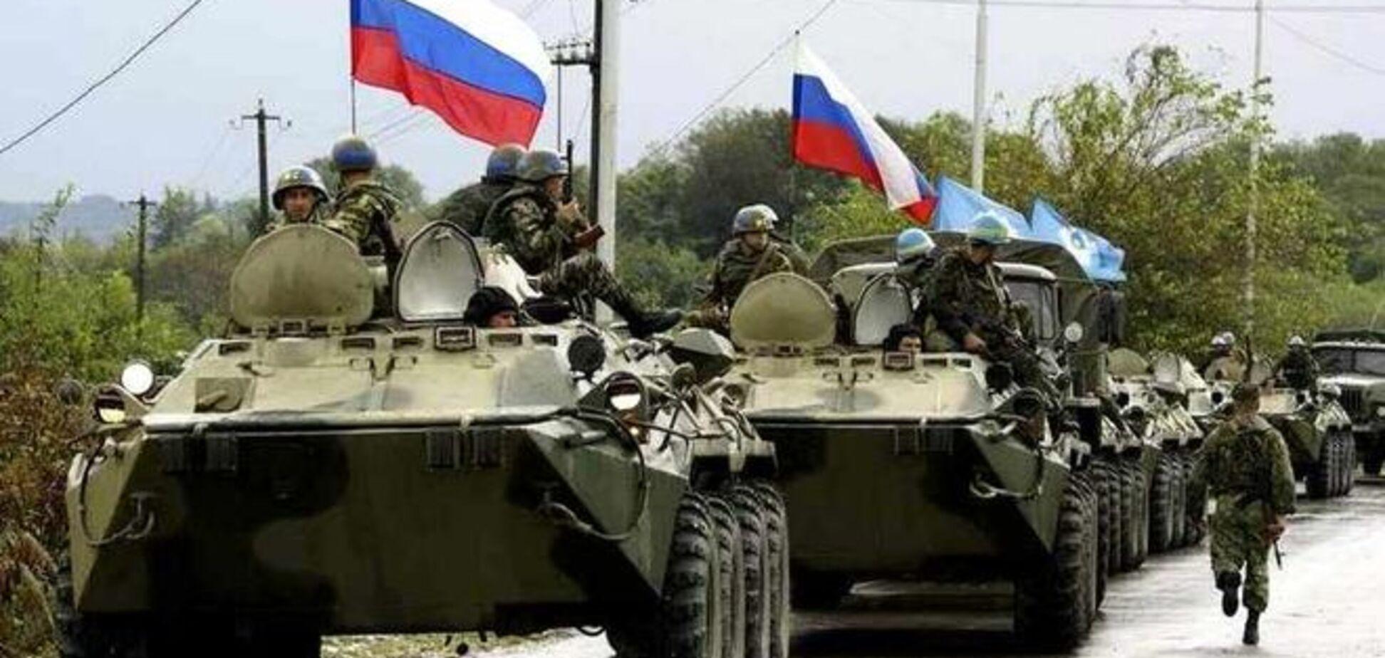 Паламар пояснив, з чим пов'язана заява Росії про відправку військ