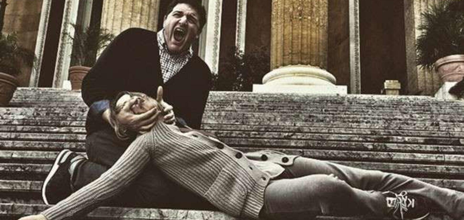 Ксения Собчак инсценировала свою смерть