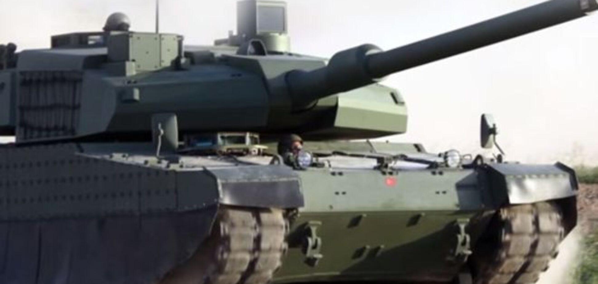 Террорист с ужасом рассказал о секретном танке бойцов АТО
