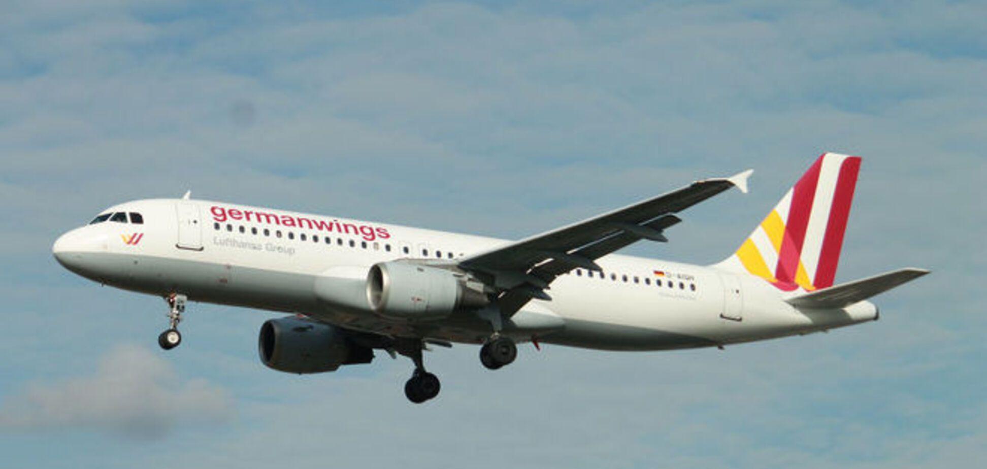 Во Франции разбился Airbus со 148 людьми на борту